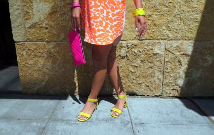 Mixing Neon Accessories