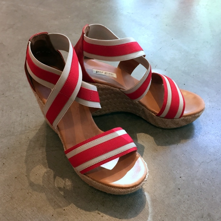 Paul Green Wedges - Available at Tannya Bernadette Consignment