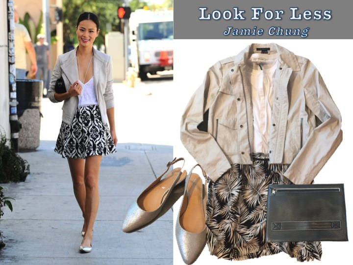 Look For Less: Jamie Chung