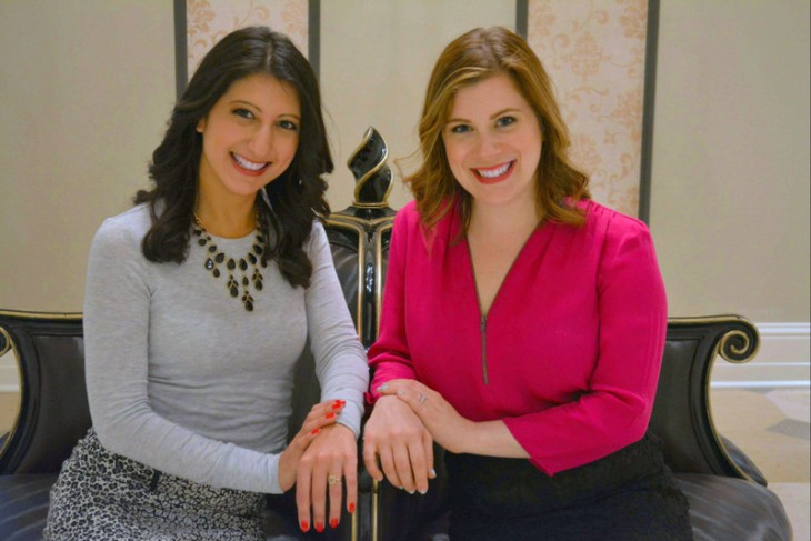 Get to know your stylists! Tannya & Jen.