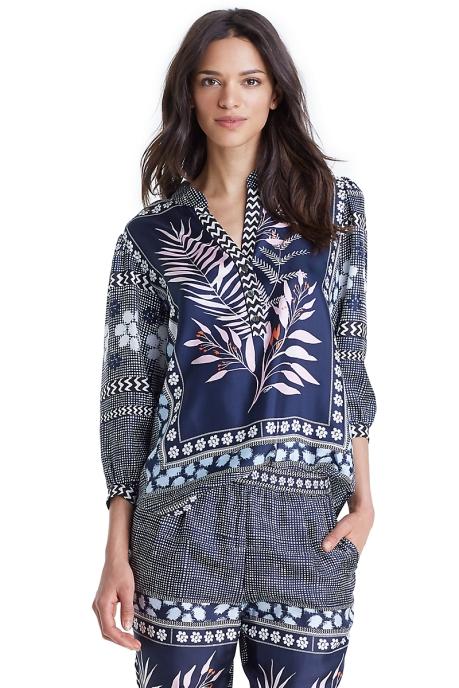 DVF-billow-sleeve-blouse