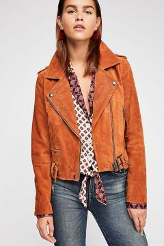 Suede Moto Jacket||FreePeople||$198